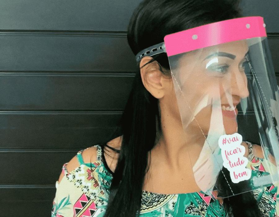 epi protetor facial