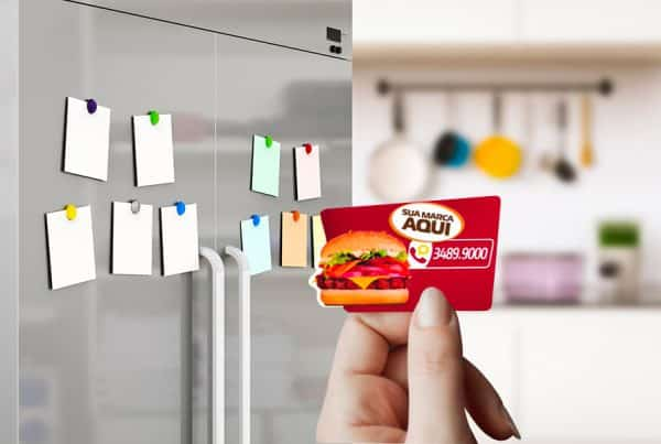 Ímã de geladeira