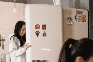 ímãs para geladeira